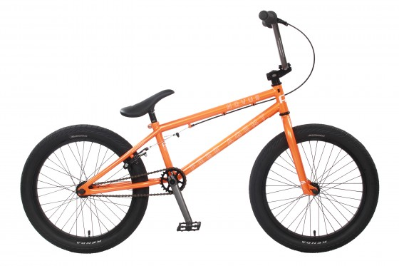 BMX FreeAgent Novus Orange