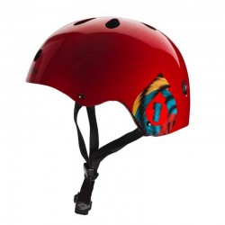 Шлем 661 Dirt Lid Plus Helmet Red OS