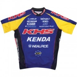 Велофутболка KHS Team Jersey XL