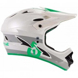 Шлем 661 Full Face Comp Bolt Gray/Green р.M